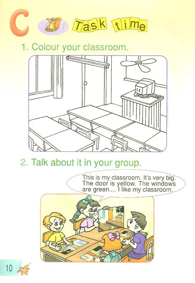 明珠版pep小学四课本小学英语上册年级-第1c对口电子人教图片