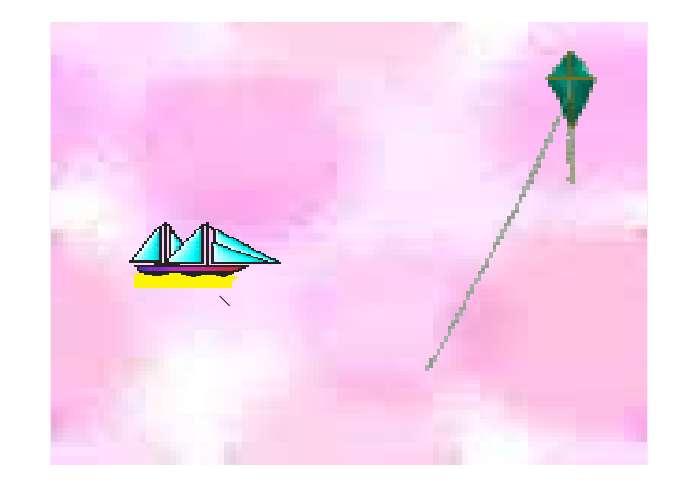 纸船和风筝ppt