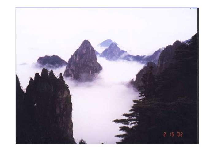庐山的云雾ppt
