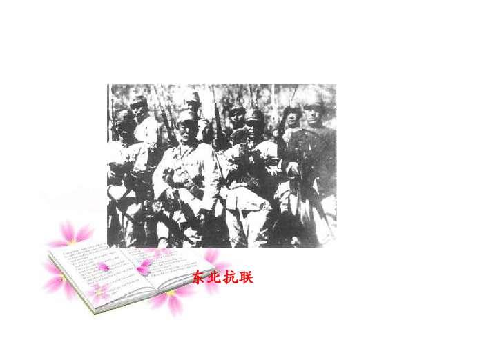 大无畏精神_抗日英雄杨靖宇PPT - PPT课件推荐- 21世纪教育