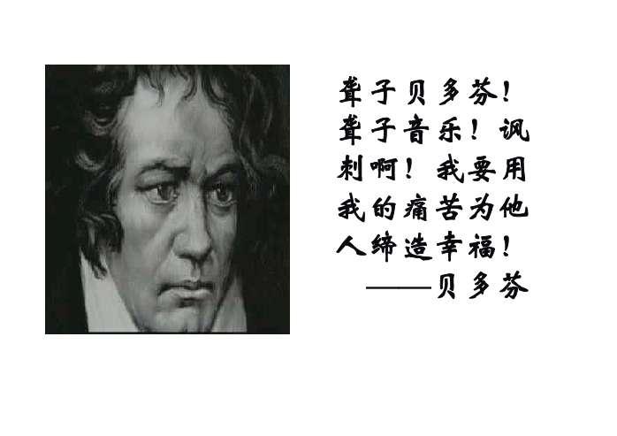 音乐巨人贝多芬中为什么 听众的脸上都有一种奇怪的表情(图21)图片