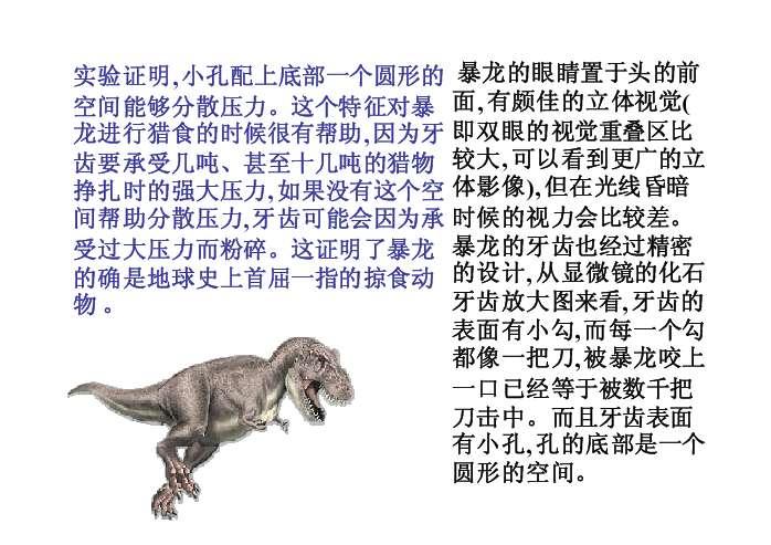 恐龙ppt