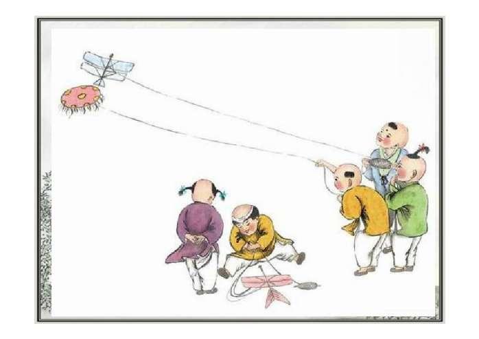 风筝ppt - 课件制作技巧