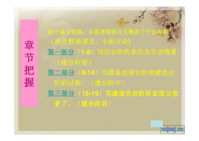 点击下载课件   ppt图片: ppt图片:透过朱自清先生饱含深意的《背影》